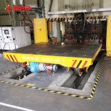 Batteriebetriebene Schiene, die Laufkatze mit Kasten-Träger (KPX-20T, handhabt)