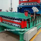 Трапецоидальный и Corrugated крен двойных слоев формируя машину