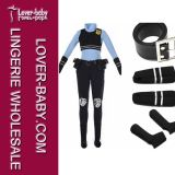 Het Kostuum van de Mascotte van het Konijntje van Judy Hopps van Zootopia voor Volwassenen (L15360)