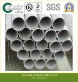 Pipe sans joint en acier d'ASTM 304L 316L 321 Stainelss