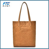 Papel Kraft de alta calidad Tote Shopping Bag Bolso Eco friendly