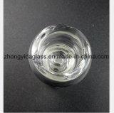 GlasHuka-Rohrfitting-weiblicher Mund 18.8mm, 14.5mm Filter-Huka-Rohr