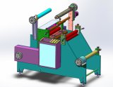 Het Knipsel van het Blad van het etiket en van de Film en het Opnieuw opwinden van Machine (DP-360)