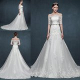 off Shoulder Lace Bridal Dress Wedding Gown Dresses 1789