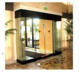 Раздвижные двери сплава Luminum селитебные автоматические