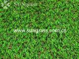 gazon de synthétique de 20mm pour le jardin ou l'horizontal (SUNQ-HY00136)