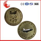 Bon marché de promotion de gros de pièces religieuses métalliques personnalisées