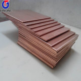 Kupferne Platte/kupfernes Blatt