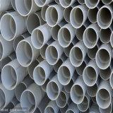 Haltbare Abfluss-Wasser-Rohre des Belüftung-Plastikrohr-UPVC
