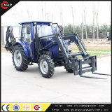 50HP Tractor van het Landbouwbedrijf van de Tractor van de tractor de Mini50HP 4WD
