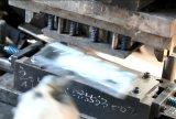 Parte di piegamento del tubo del metallo con il piatto saldato