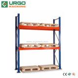Estante selectivo de la paleta del estante del almacenaje del hierro para el almacén