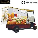 Automobile di ristorante elettrica delle sedi del commercio all'ingrosso 2