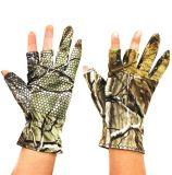Guanti esterni dei nuovi di disegno di pesca guanti variopinti dei guanti