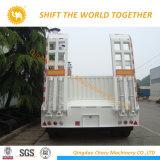 3 Wellen 60 Tonnen niedrige Bett-halb LKW-Schlussteil-für heißen Verkauf in China