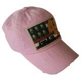Nice Baseball Dad Hat Cap com pernos de Metal Gj1708e