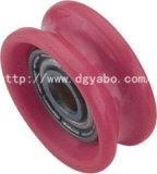 Rotella di ceramica della guida di collegare della puleggia della guida di collegare di Rolle della puleggia più al minimo