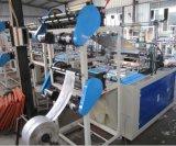 Vier Zeile doppelte Schicht-Unterseiten-Dichtungs-Beutel, der Maschine herstellt