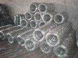 500kg/Coil Quente-Mergulhou o fio galvanizado do ferro