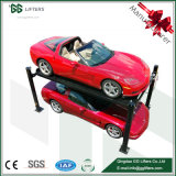To manufacture Double Carpark System Automotive Carpark Top spin