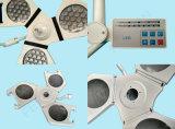 CE & luz Shadowless cirúrgica aprovada do funcionamento do diodo emissor de luz do TUV