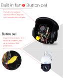 1.3MP le WiFi sans fil extérieur 4G imperméabilisent l'appareil-photo de dôme de PTZ avec le système d'alimentation solaire