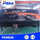 Macchina idraulica della pressa meccanica della torretta di CNC per la perforazione di foro dello strato