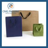 De douane Afgedrukte het Winkelen Zak van het Document voor OEM (DM-gpbb-090)