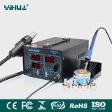 Yihua 892d + de alta precisión de temperatura controlada China SMD Rework Station