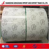 Couleur de haute qualité prim/bobine PPGI galvanisé en Chine