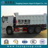 Transporte em Caminhão de Despejo HOWO Mining/Rochas/Sands caixa de carga para venda a quente