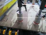 Multi perforatrice di legno capa dell'alesatrice quattro dell'asse di rotazione