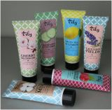 contenitori cosmetici del tubo 100g per la pulitrice facciale con il coperchio a vite