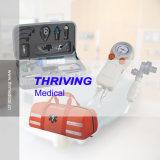 Ventilador de primeros auxilios de la emergencia del uso Thr-PVC