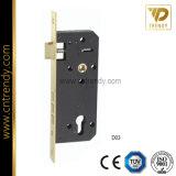 Quincaillerie de porte Verrou de porte en laiton cylindre de corps avec des touches (C02)