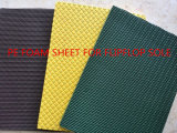 55-60shore 브라질 Slipper Design PE Foam Sheets Rubber EVA Sheets