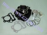 I pezzi di ricambio del motore di Yog montano il kit completo del cilindro di Bajaj TV del motociclo della Honda YAMAHA Fz16 Suzuki Ybr En125hu GN CG del triciclo di qualità dell'OEM delle guarnizioni dell'anello di stantuffo