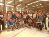 アルジェリアのセラミックタイルの建物のための鋼鉄格納庫