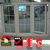 UPVC Window con Colonial Bars