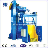 Type machine de Tumblast de la série Q32 de nettoyage de souffle d'injection