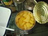中国の850gの起源によって缶詰にされるパイナップル部分