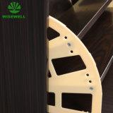 Wyj-002 de houten Bank van de Opslag van de Schoen met Beschermde Zetel