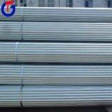 Tubulação de aço galvanizada, preço da tubulação de aço