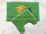 При нажатии на катушку Doormat Double-Color подушки сиденья