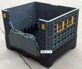 折りたたみ出されたプラスチック大箱、Foldableフルーツの大箱、Foldable収納用の箱