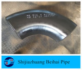Gomito della saldatura testa a testa del acciaio al carbonio 45deg LR