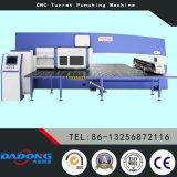 Special da máquina de perfuração da torreta do CNC de Dadong D-HP30/imprensa de perfurador para a parede de cortina de alumínio