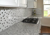 Kitchen/Bathroom (YQC-GC1002)のための磨かれたWhite Granite Countertop