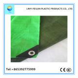 최신 판매 고품질 황색을 띠는 녹색 방수포