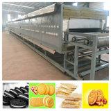 Nahrung, die Maschine für automatische Biskuit-Bäckerei-Maschine herstellt